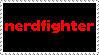 Nerdfighter stamp by otakuspirit
