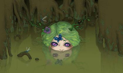 Marsh Girl by Nimiaka