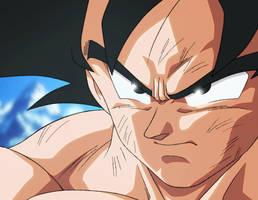 Goku New Movie by andrewdragonball