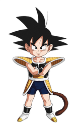Kakarotto Dragon Ball Super Broly by Andrewdb13