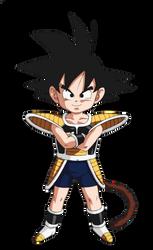 Kakarotto Dragon Ball Super Broly by andrewdragonball