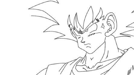 Goku Tournament by andrewdragonball