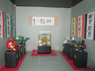 Bakugan Armory by Kyouseme-Arasaki