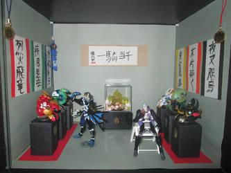 Bakugan Armory 2 by Kyouseme-Arasaki