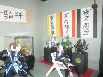 Bakugan Armory Right Side Focus by Kyouseme-Arasaki
