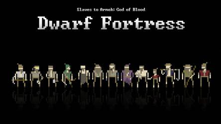 Dwarf Fortress Lineout by izak1399