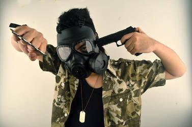 The Guy in the Mask by xxXXGH0STXXxx