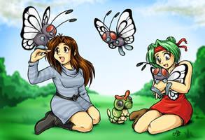 The Garden of Lylas by cowgirlem