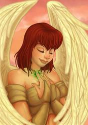 Angel Raiki by cowgirlem