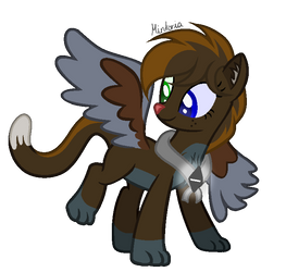 l + AT + l lookit my wings by Mintoria