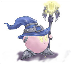 Veigar Kirby by mercurianangel