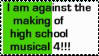 high school musical 4? by HSM-haters-FC