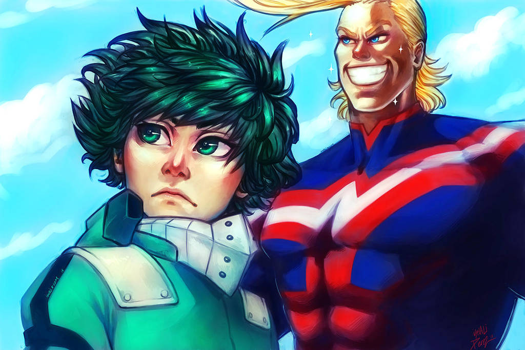Hero Academia: One For All