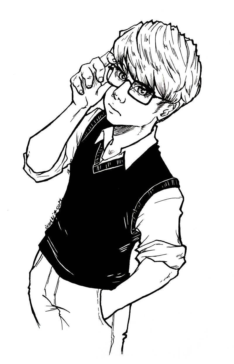 Commission: Andrew