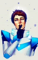 Voltron: Lance -Neptune- by ishali