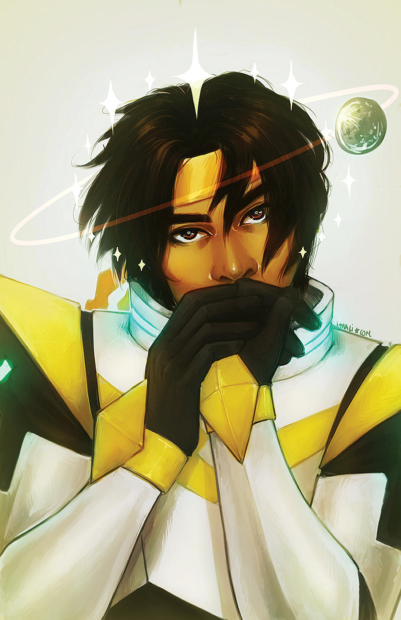 Voltron: Hunk -Earth-