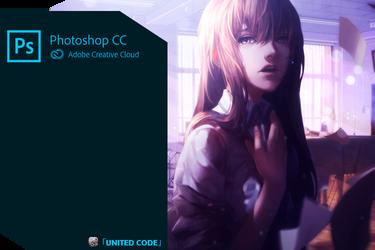 Photoshop CC 2019 Makise Kurisu SplashScreen by UnitedCore