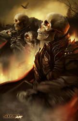 Prepare to Die by sixfrid
