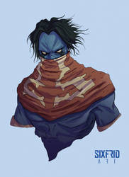 Raziel by sixfrid