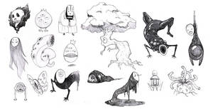 Lazlow - Monster Designs by WhipsmartMcCoy