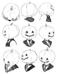 Pumpkin Angles by WhipsmartMcCoy