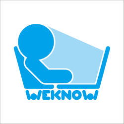 Weknow on creative movement logotype by weknow