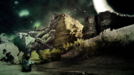Valley of the Damned by MDesignN