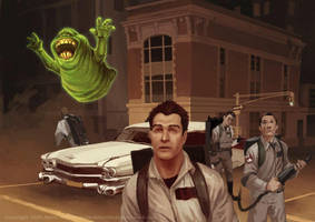 Ghostbusters by Autaux