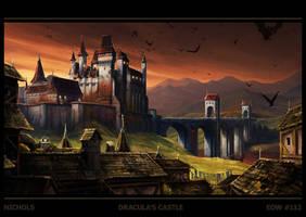 Eow 112: Dracula's Castle by Autaux