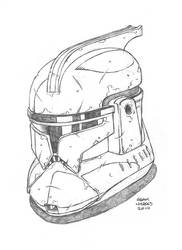 $25 Clone Trooper Sketch by Autaux