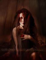 La fille d'Hades by Le-Regard-des-Elfes
