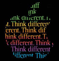 Think Different II by leblancghoti
