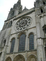 Notre-Dame de Chartres. by AveryARSENIC