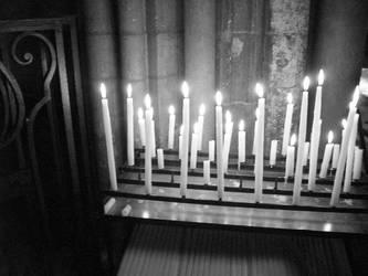 Candles. by AveryARSENIC