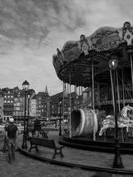 Honfleur's Carousel. by AveryARSENIC