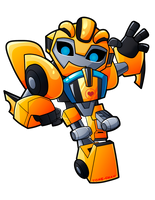 Itty bitty Bee 3 by Tone-chan