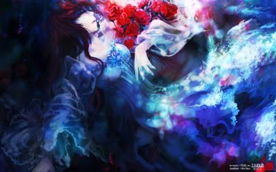 drowning dreams by tsunoh