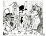 Some Kind of Tea Party by Kiriska