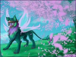 A Gust of Spring by Kiriska