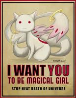 Kyuubei Wants You by Kiriska