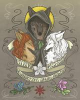 The Wayward Son's Wayward Daughters by Kiriska