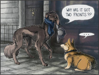 Why Has It Got Two Fronts?? by Kiriska