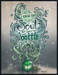 Bottle it Up by Kiriska