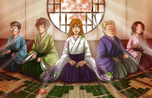 Let's Play Karuta! by Kiriska