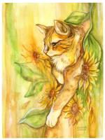 you are my sunshine by Kiriska