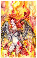 Feathers and Fire by Kiriska