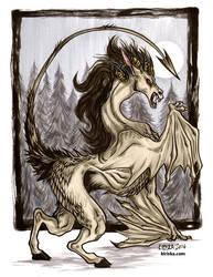 Jersey Devil by Kiriska