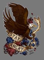 Stay Angry by Kiriska