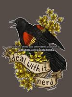 Deal With It, Nerd by Kiriska