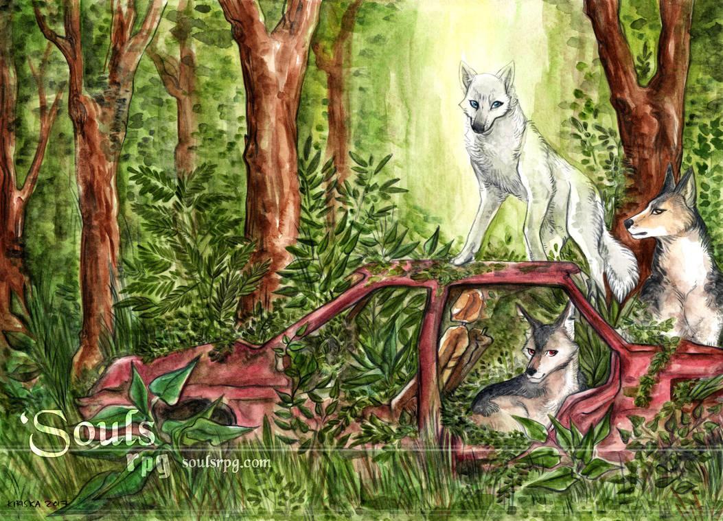 Raised in Captivity by Kiriska
